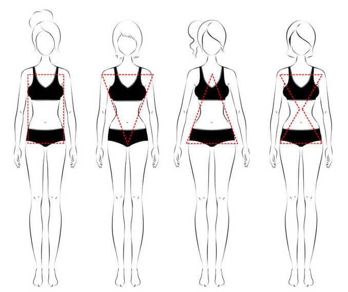 best swimsuit based on body shape