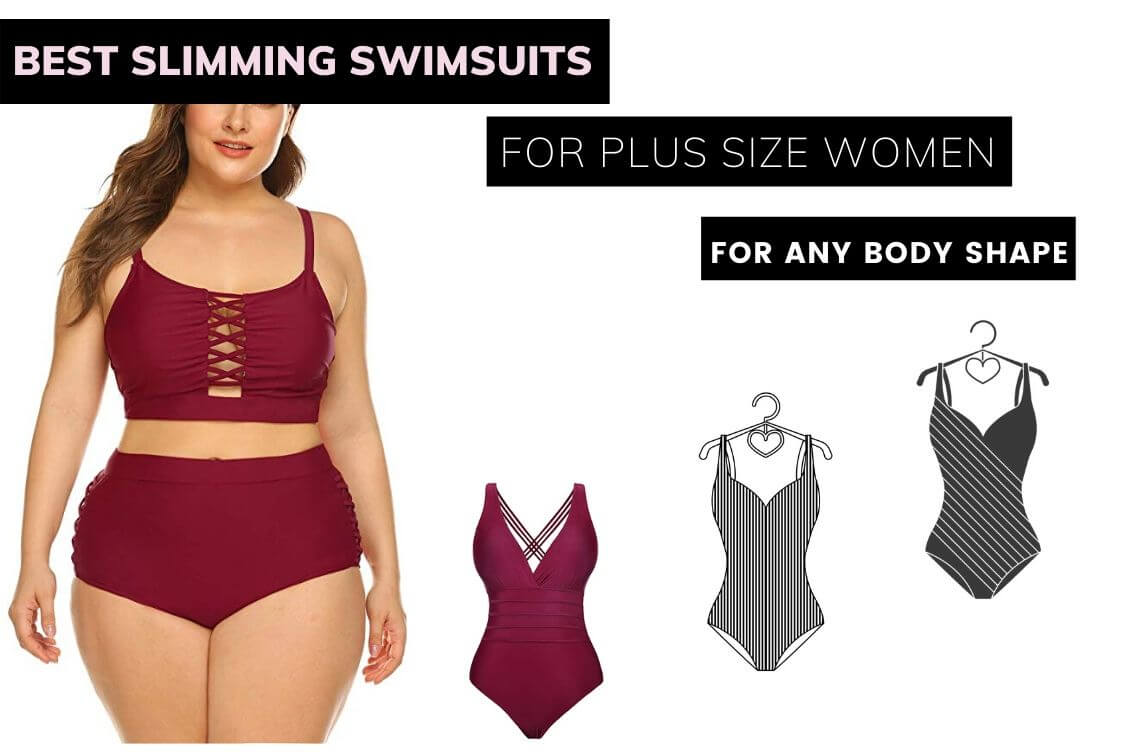 Best Slimming Swimsuits for Plus Size Women