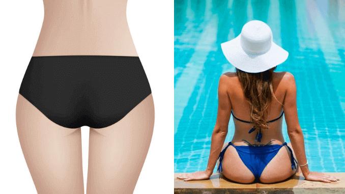 how cheeky is too cheeky for a bikini