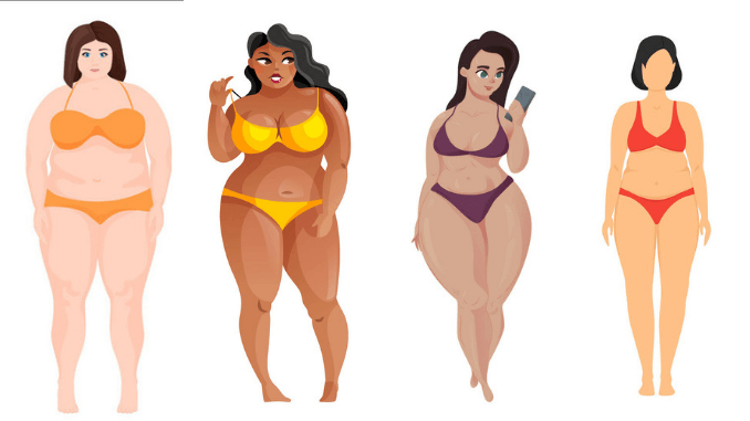 best plus size swimsuits based on body shape