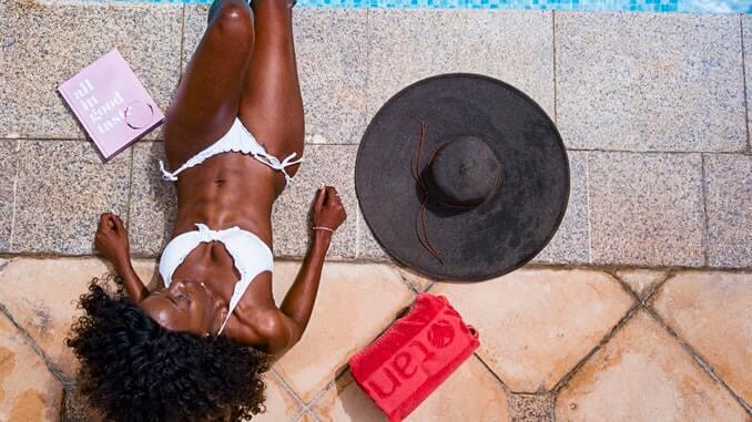 bikinis that create curves