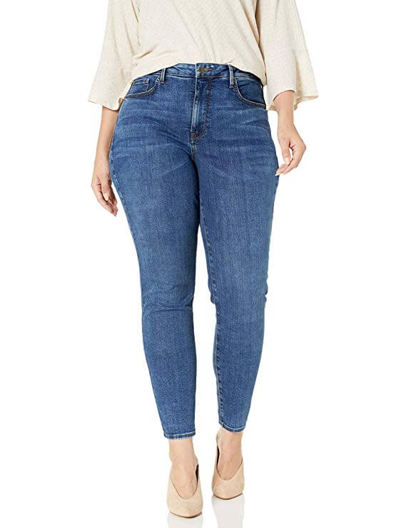 Best FIt of Jeans for Apple Body