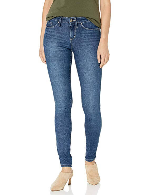 Best Fit for Jeans for Apple Body Type