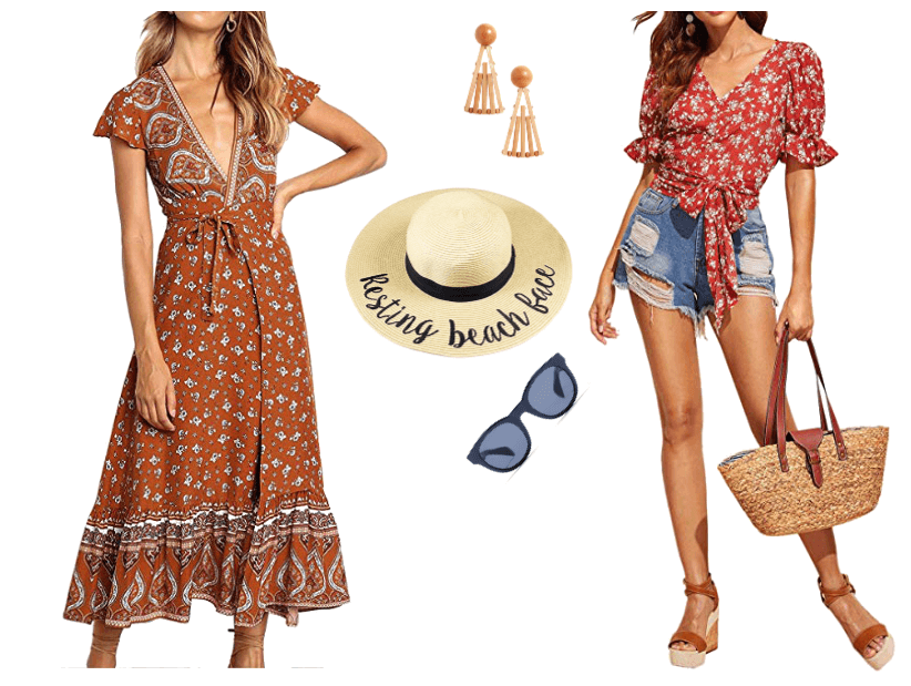 What to Wear at the Beach if You're Not Swimming