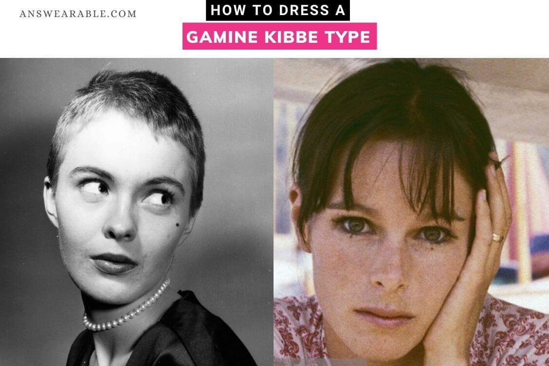 How to Dress a Gamine Kibbe Body Type