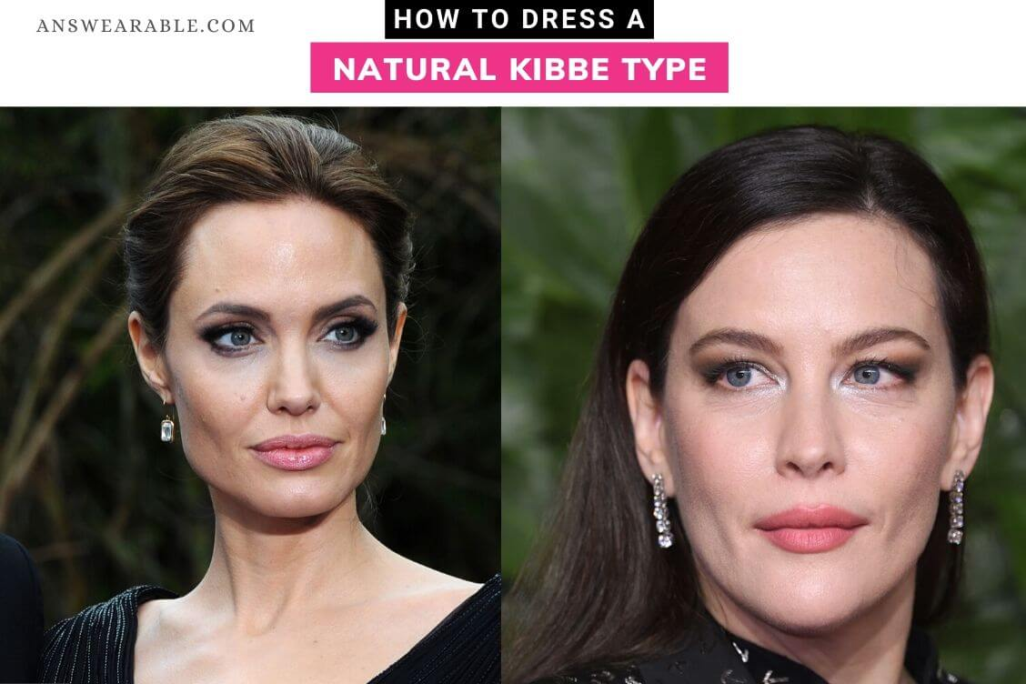 How to Dress a Natural Kibbe Body Type