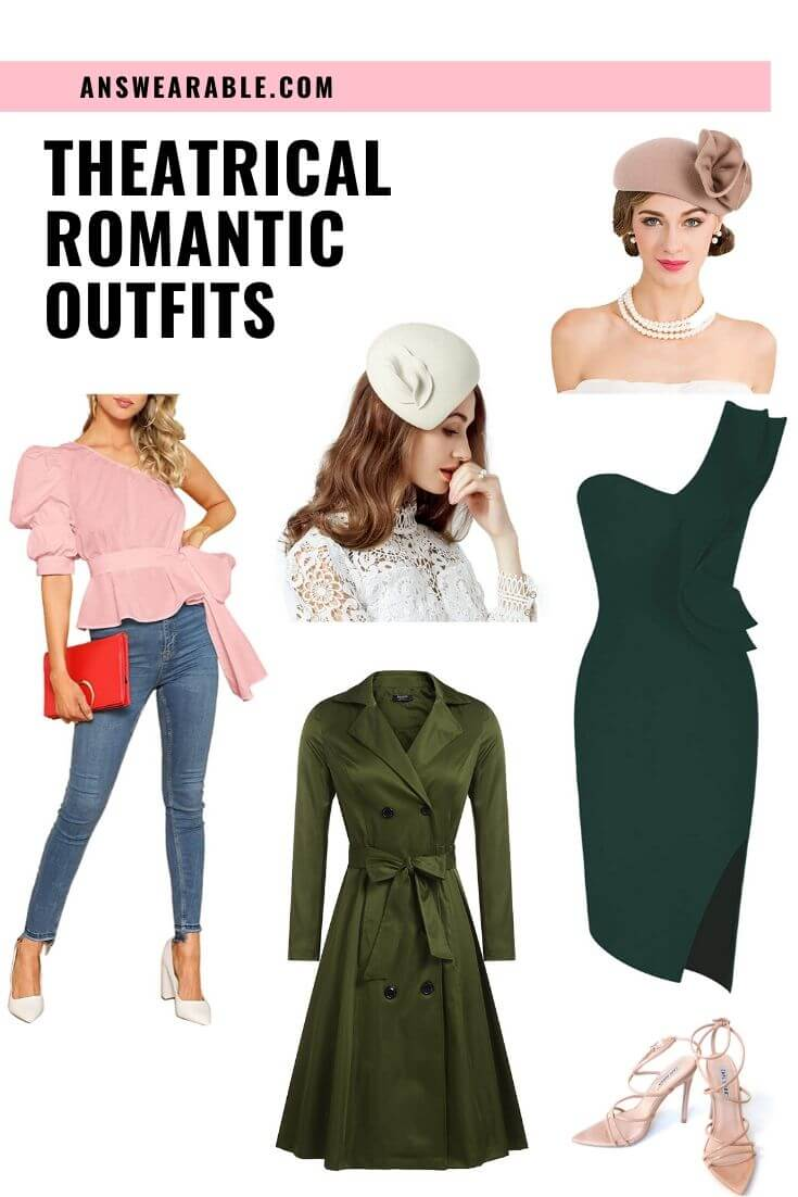 Theatrical Romantic Shopping Guide