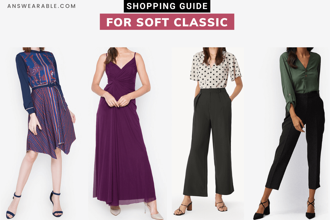 Soft Classic Shopping Guide