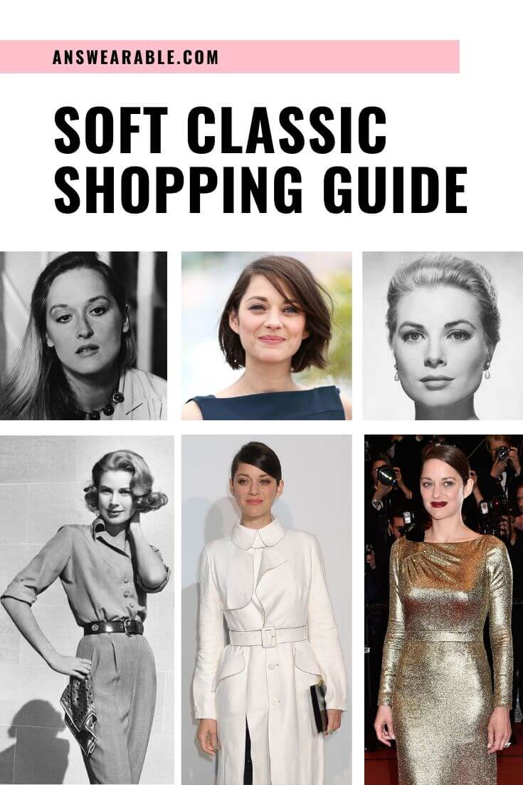 Soft Classic Shopping Guide: Kibbe